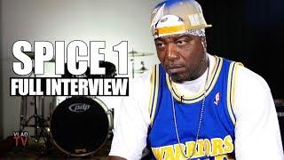 Spice 1 on 2Pac, Pimp C, Too Short, Lil Yachty, Tekashi 6ix9ine (Full Interview)