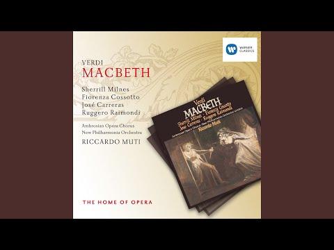 Macbeth (1999 Remastered Version) : Perfidi? All'Anglo Contro Me V'unite!