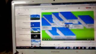 Windows XP error screen