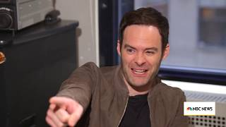 bill hader talking about true crime for almost eleven minutes