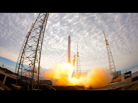 MISSION HIGHLIGHTS | SpaceX CRS-2 Mission to Space Station