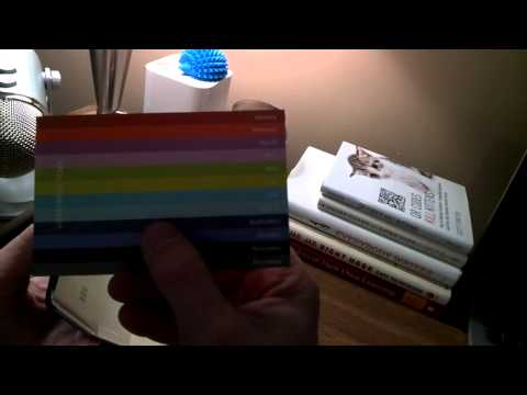 """Using Moleskine 2015 """"Color A Month"""" Daily Planner as a Logbook"""