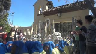 Procesión Colegio Gamarra 2015 [Virgen en arco de primaria]