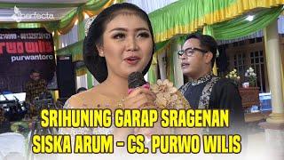 Download Mp3 Srihuning Guayeng.. Garap Sragenan - Siska Arum - Purwo Wilis