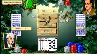 Hoyle 5 (2/10): Poker