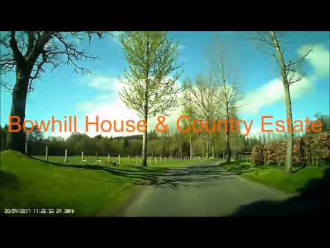 Bowhill House & Estate