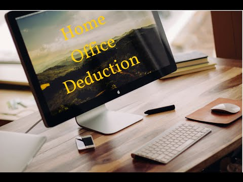 How to Deduct Home office expenses for  Sole Proprietorship, LLC, Partnership, S or C Corporation.