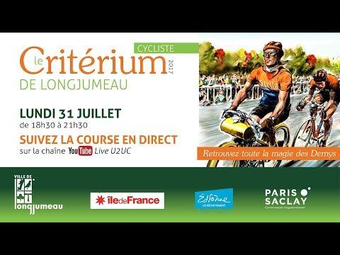 Critérium de Longjumeau 2017