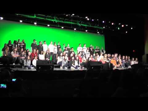 Ridge High Cabaret 2015-For Good