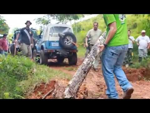 Programa Motor y Pasion con 4x4 Extremo Costa Rica (La Delia)