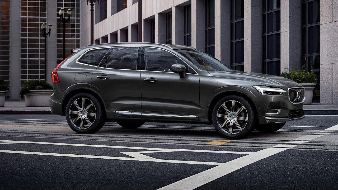 2018 Volvo XC60 vs. 2017 Volvo V90 Cross Country | Autoblog - YouTube