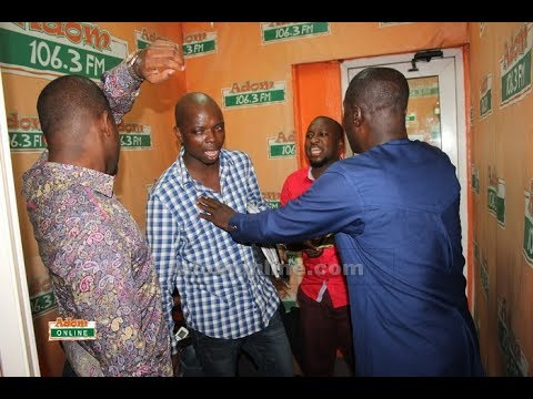 NDC and NPP panelists trade blows during live radio discussion