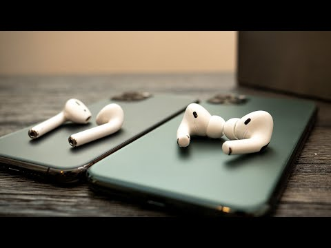 AirPods Pro vs AirPods 2 - Honest Thoughts After 1 Month!