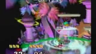 KoreanDJ (Red Fox) vs Mew2King (Grn Fox) 2