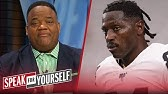 Antonio Brown isn't on Randy Moss' level - Jason WhitlockNFLSPEAK FOR YOURSELF