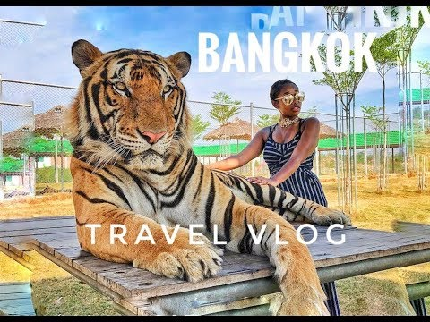 SOLO TRAVEL TO BANGKOK, THAILAND Vlog !! | June 2018