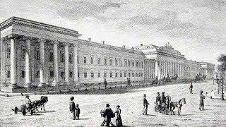 Кто построил Казанский университет?