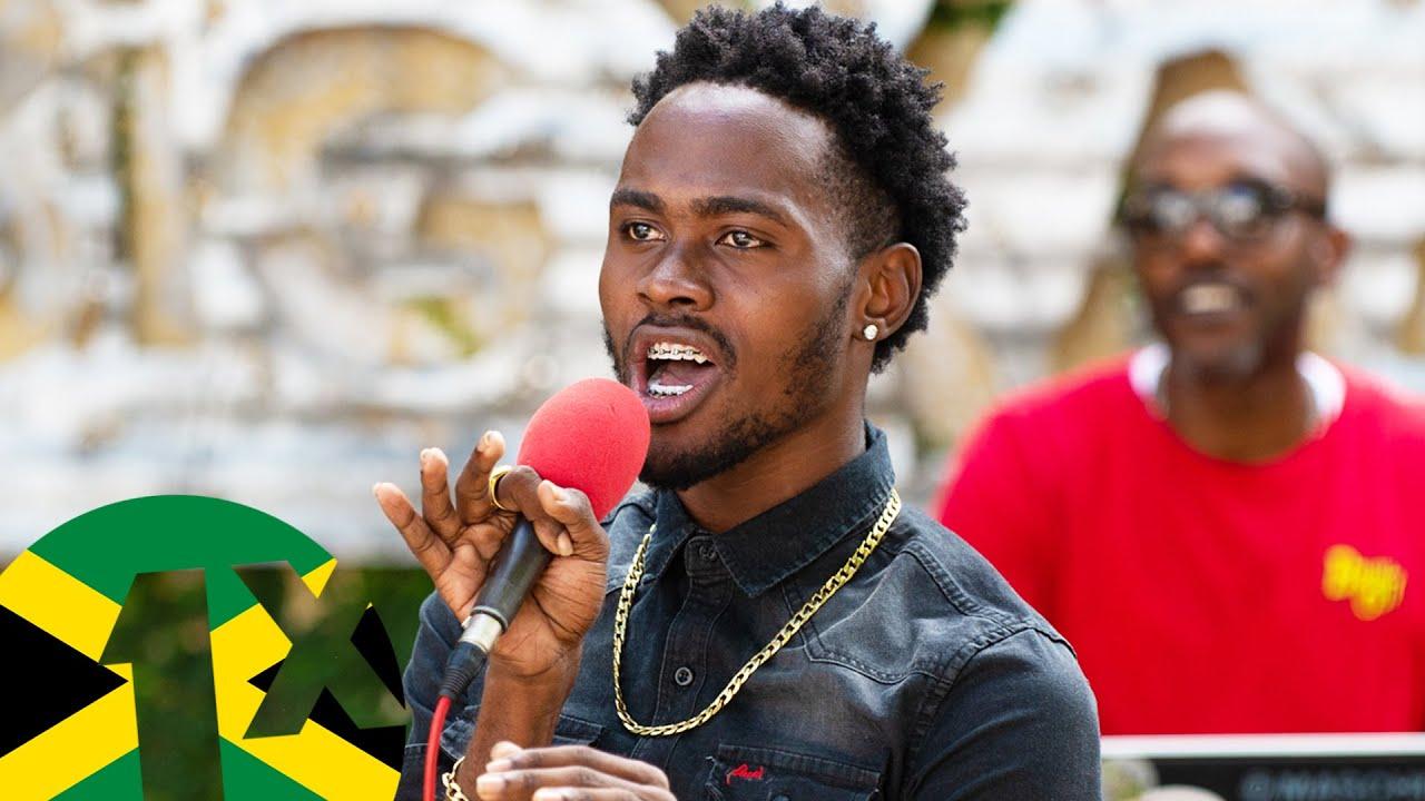 Laa Lee live | Big Yard | 1Xtra Jamaica 2020 - YouTube
