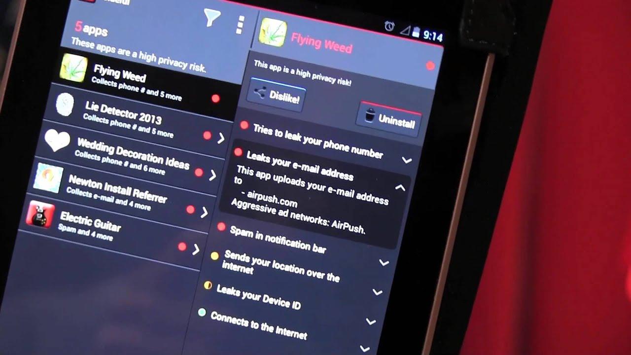 Bitdefender Clueful app Review