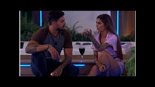 Love Island's Adam Collard and Darylle Sargeant over already?