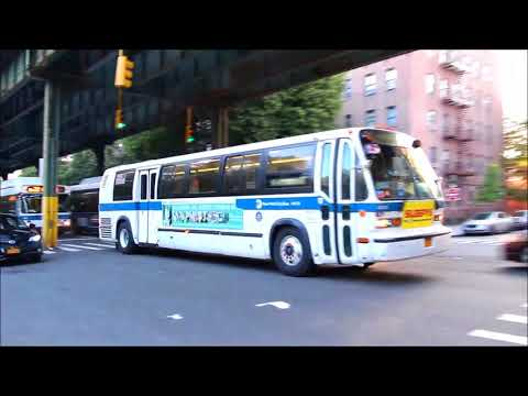 MTA NYC Bus: Jerome Avenue and 192nd Street