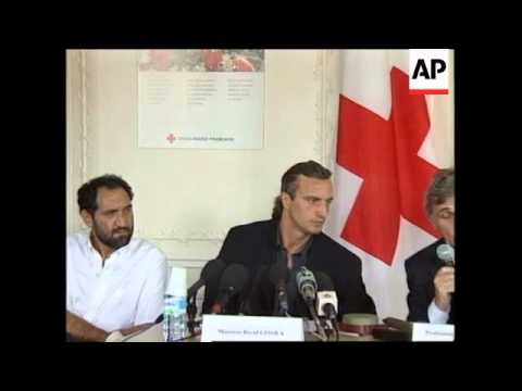 FRANCE: FOOTBALLER GINOLA TO TAKE UP DIANA'S LAND MINE CAMPAIGN