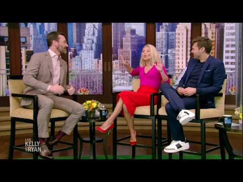 Jon Hamm Talks About Going to the Masters