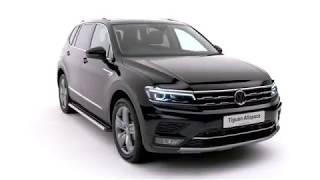 2019 Volkswagen Tiguan Interior & Exterior