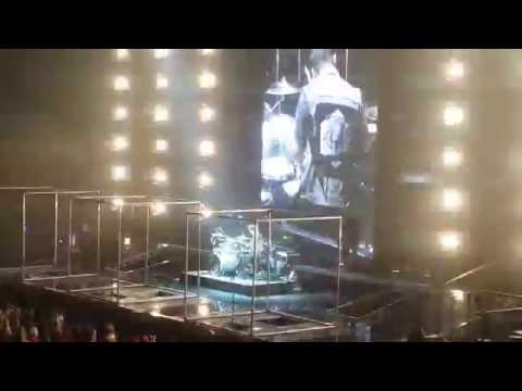 Cobus Potgieter Drum Solo - Busted (Live, Manchester 2016)
