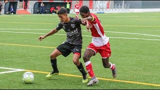 VIDEO: (U17) FULLMATCH : AS Monaco - Nîmes Olympique