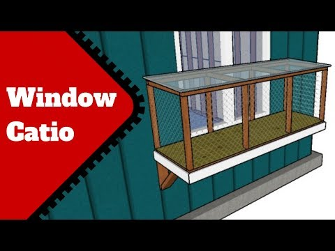 Window Catio Plans Free