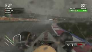 F1 2011 Gameplay Malesia ITA [720p]