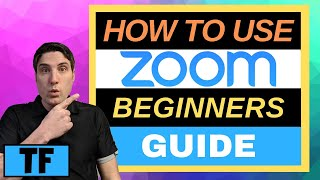 HOW TO USE ZOOM VIDEO (2020) | Complete Beginners Tutorial For Remote Hosting,Teaching, Learning