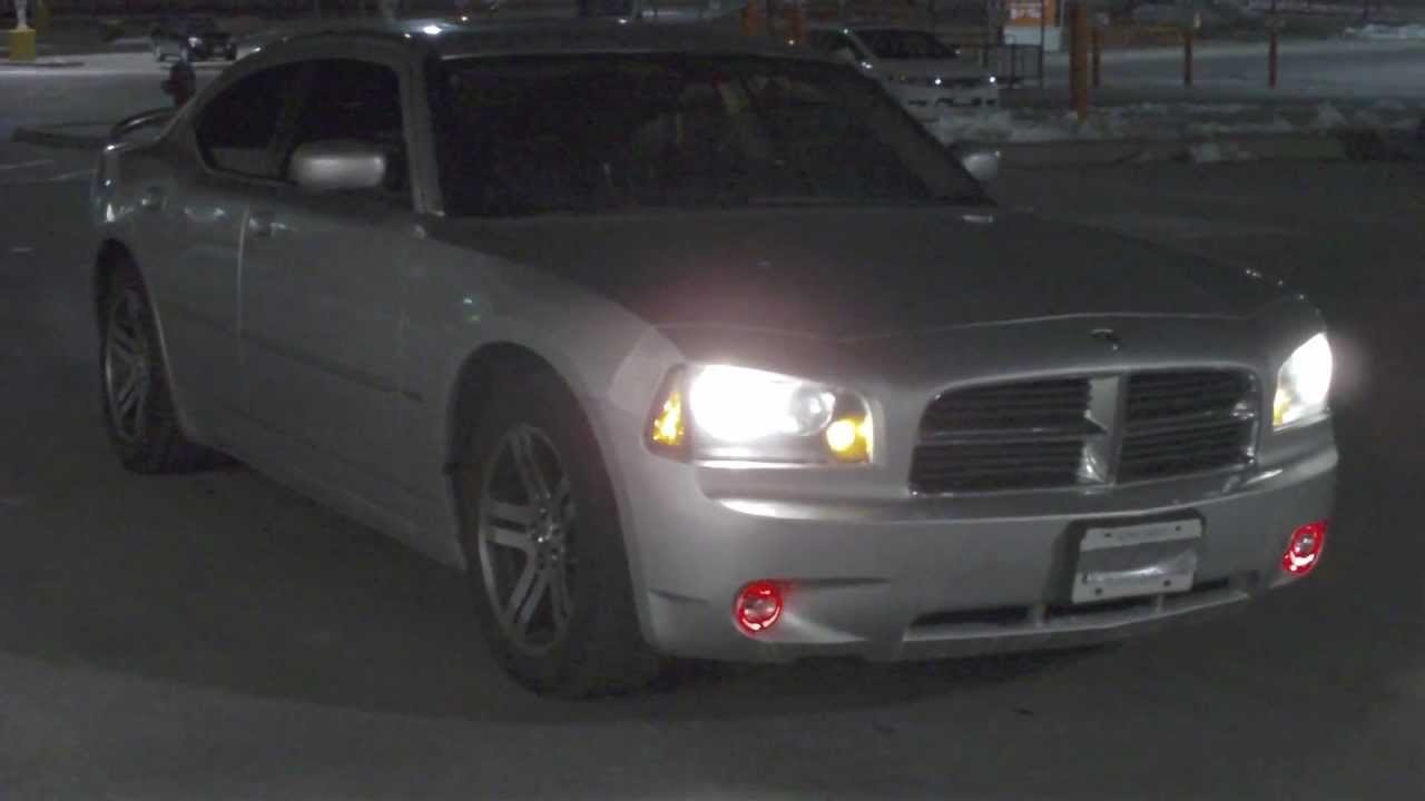 What Does Rt Stand For Dodge >> Dodge Charger R/T - R/T Burnout with Winter Snow Tires ...