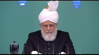 Cuma Hutbesi 10-03-2017 - Islam Ahmadiyya