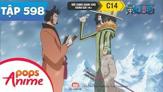 One Piece Tập 598 - Samurai Chém Đứt Cả Lửa! Hỏa Hồ Ly Kinemon - Đảo Hải Tặc