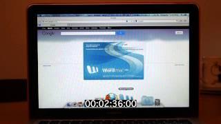 Сравнение скорости работы Macbook Pro c HDD и с SSD