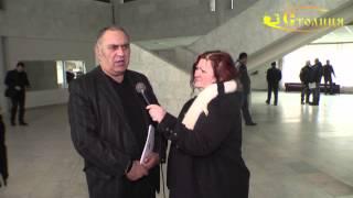 Валентина Виноградова з Акопом Мартиросяном(Армянская диаспора)