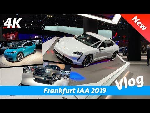 First time in Frankfurt (Germany) attending FRANKFURT IAA 2019   VLOG