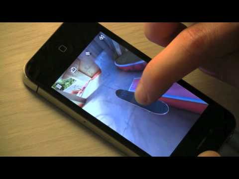 True Skate - Hands on Game Play - iPhone 4s