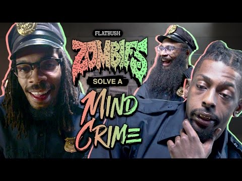 Flatbush Zombies Solve A Mind Crime