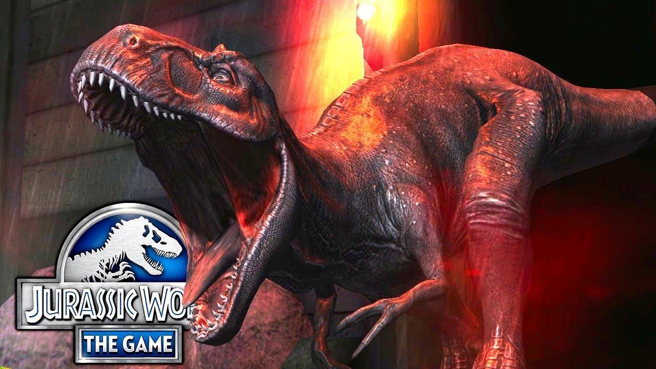 Jurassic Park Spiele