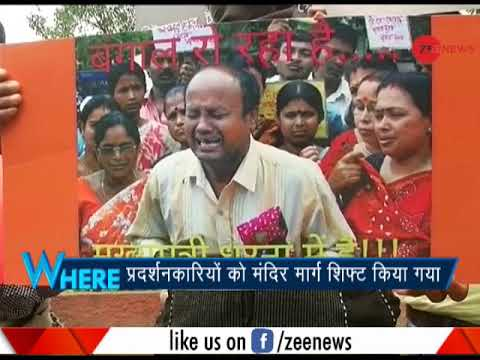 5W1H: Saradha Chit Fund victims protesting against Mamata Banerjee in New Delhi