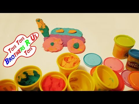 play-doh-toy-lawn-mower-for-kids-|-brothers-r-us!