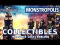Kingdom Hearts 3 - Monstropolis All Collectible Locations (Lucky Emblems & Treasures)