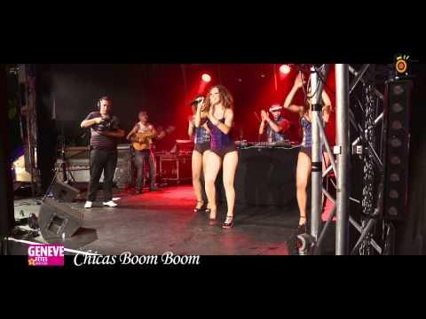 Chicas Boom Boom - Concert Fête de Genève 2013