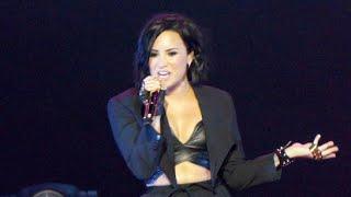 Demi Lovato Dedicates 'Warrior' To Bruce Jenner!
