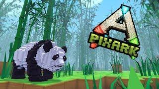 PixARK # 1 - Ich schütze meine Lenden