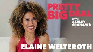 Elaine Welteroth on Trailblazing and Making The Jump | Pretty Big Deal