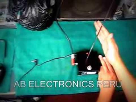 THEREMIN - AB ELECTRONICS PERU